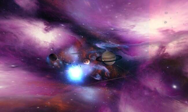 VR Cosmic Roller Coaster(1)